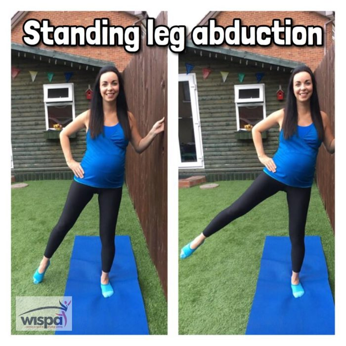 Standing Leg Abduction