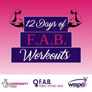 12 days of fab workouts